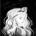 Katie Wood, Demon Princess Sketch